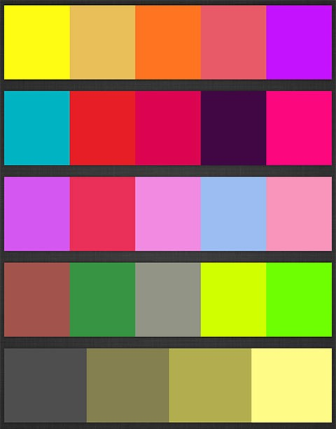 Color Schemer