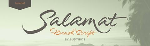 Font Salamat
