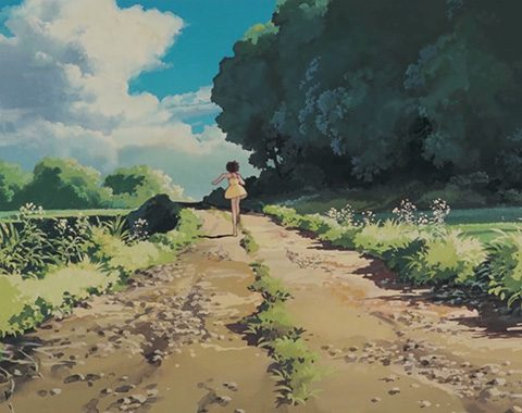 Hayao Miyazaki's Cosmologics