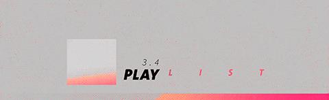 Playlist 34