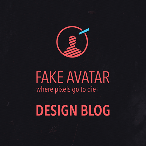 Fake Avatar - Design Blog