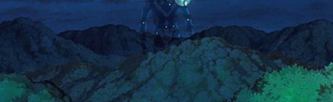 Princess Mononoke Revealed